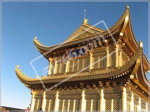 世界上最壮观的观景台——金顶