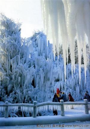 峨眉山 冰雪