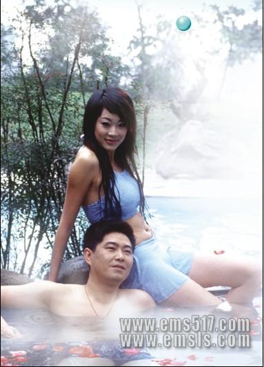 峨眉山温泉