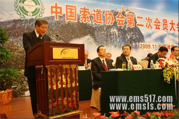 国务院参事、中国索道协会理事长闪淳昌