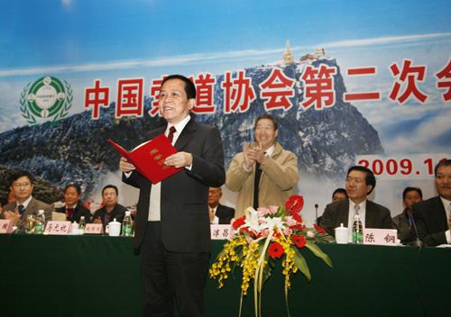 马元祝受聘中国索道协会高级顾问