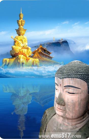虎年新春,我看见云水间的祥光,峨眉山金顶