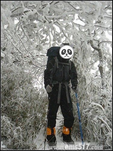 峨眉山风雪行装备