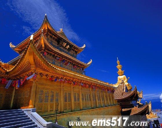 金顶华藏寺