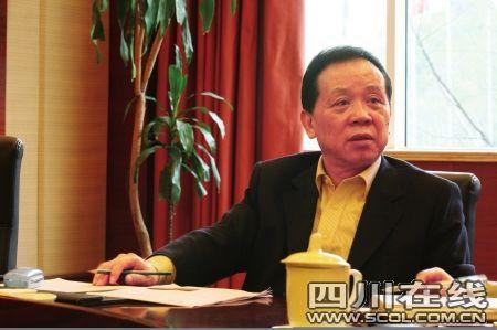 本报记者专访峨眉山旅游股份有限公司董事长马元祝