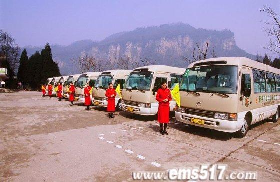 规范的旅游客车导游