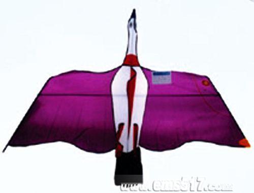 风筝画法步骤图片