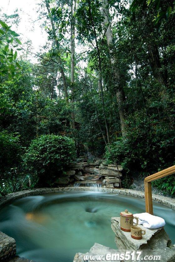 红珠山温泉