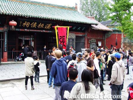 阆中节庆活动特色浓郁