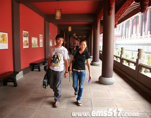走遍中国,走进峨眉。