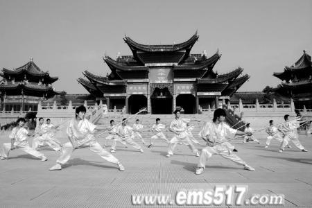 四川国际峨眉武术节