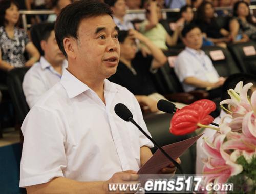 秦福荣书记当选中国旅游景区协会副会长