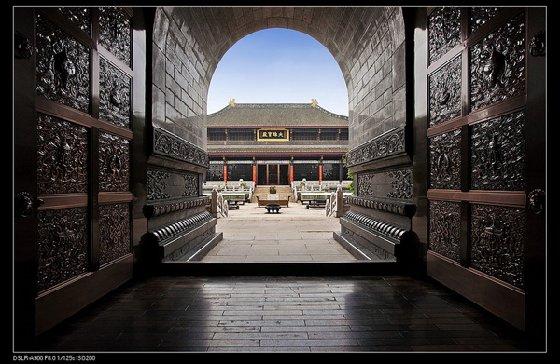 首届中国峨眉山-乐山大佛(国际)摄影大展-摄影名家聚焦峨眉采风活动