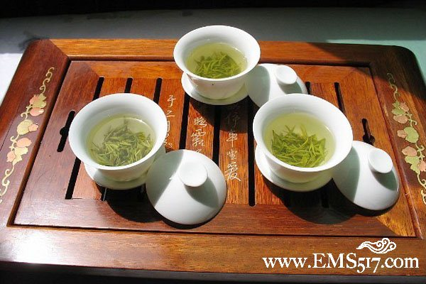 峨眉连蕊茶,川柃
